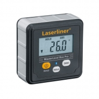 Електронен нивелир LASERLINER MasterLevel Box Pro, 5.9cm, 0-90°, ± 0.1, Bluetooth