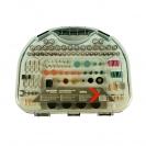 Комплект шлайфгрифери RAIDER 249части, комплект в куфар - small