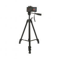 Лазерна ролетка BOSCH GLM 120 C Professional с тринога, 0.08-120м, ± 1.5мм