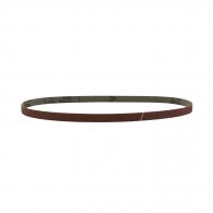 Лента безконечна MAKITA 9х533мм P40, за шлайфане на метал, цветни метали, дърво, PVC, пластмаса