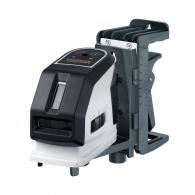 Линеен лазерен нивелир LASERLINER MasterCross-Laser 2, 2 лазерни линии, точност 2mm/10m, автоматично