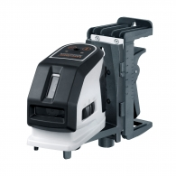 Линеен лазерен нивелир LASERLINER MasterCross-Laser 2G, 2 лазерни линии, точност 2mm/10m, автоматично