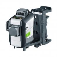 Линеен лазерен нивелир LASERLINER SuperPlane-Laser 3G Pro, 3 лазерни линии, точност 3.5mm/10m, автоматично