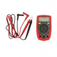 Мултиметър дигитален UNI-T UT33B, АC: 200/500 V ± 1.2-10.0%, DC: 0.2-500V ±0.5-2.0%