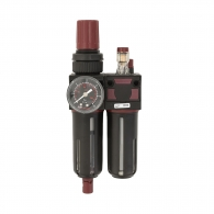 Подготвителна група FIAC 930/11, 1/4'', 12bar, филтър, регулатор и омаслител