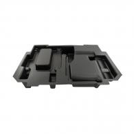 Вложка за куфар MAKITA (Makpac 2), полипропилен, черна, за BJV140, BJV180, DJV140, DJV180, DJV182