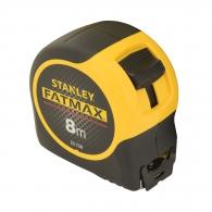 Ролетка пласмасов корпус STANLEY FatMax 8м x 32мм, гумирана