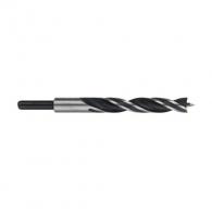 Свредло за дърво BOSCH 13х151/96мм, CV-стомана, 2 режещи ръба, цилиндрична опашка