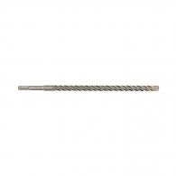 Свредло FISCHER Quattric II 18x450/400мм, за бетон и армиран бетон, HM, 4 режещи ръба, SDS-plus