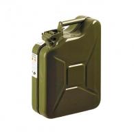 Туба за бензин BONEZZI 20л, метална, зелена