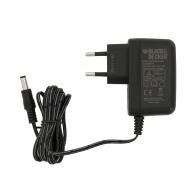 Зарядно устройство BLACK&DECKER 12V-8W, 12V, Ni-Cd, Ni-MH