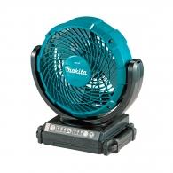 Акумулаторен вентилатор MAKITA DCF102Z, 230V, 14.4, 18V, 1.5-6.0Ah, Li-Ion, 180м/мин