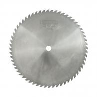 Диск циркулярен с вълчи зъб TEHNOLES 450х30х2.55мм Z=60, за рязане на дърво, инстр. стомана