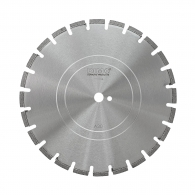 Диск диамантен DIMO 500х3.6x25.4мм, за асфалт и пресен бетон, със защита, сухо и мокро рязане