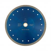 Диск диамантен KODIA MESH TURBO 250х1.8x25.4/22.23мм, за фаянс, теракот, керамика, гранитогрес, мокро рязане