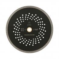 Диск диамантен KODIA UNIVERSAL SUPER TURBO 250х2.6x25.4/22.23мм, за гранит, мокро рязане