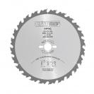 Диск с твърдосплавни пластини CMT 450/3.8/30 Z=36, за рязане на мека и твърда дървесина - small