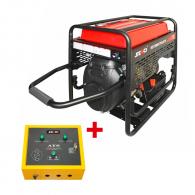 Генератор SENCI SC15000TEQ-ATS, 13kW, 230/400V, бензинов, трифазен