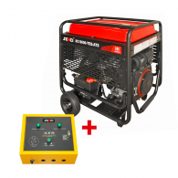 Генератор SENCI SC18000TEQ-ATS, 17kW, 230/400V, бензинов, трифазен
