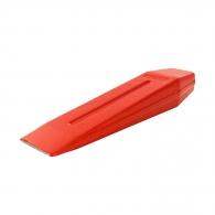 Клин за цепене на дърва ZBIROVIA 2.500кг, стоманен, червен