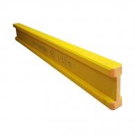Греда кофражна H-20см, 3.3м, иглолистен материал, тройно слепена, клинозъбна сглобка