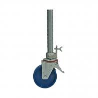 Колело KRAUSE ф150мм, за алуминиево скеле от серията STABILO