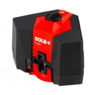 Линеен лазерен нивелир SOLA Flox 10m, 4 лазерни линии, точност 3mm/10m