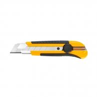 Макетен нож HARDY 25х180мм, пластмасов корпус, метална глава