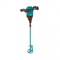 Миксер за строителни смеси COLLOMIX Xo 1 R M, 1150W, 0-640об/мин, M14, комплект с бъркалка