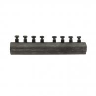 Муфа за свързване на арматура TERWA ALC 14-16 / 230мм, болтове М12, за ключ 13мм