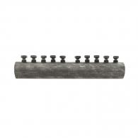Муфа за свързване на арматура TERWA ALC 22 / 330мм, болтове М16, за ключ 17мм