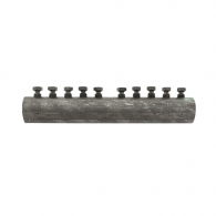 Муфа за свързване на арматура TERWA ALC 18 / 280мм, болтове М12, за ключ 13мм