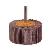 Накрайник ламелен RAIDER 50х30х6мм P120, за неръждаема стомана, сплави, цветни метали, черна стомана