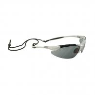 Очила DEWALT DPG90S-2D Infinity Silver/Smoke, поликарбонатни, затъмнени