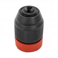 Патронник бързосменяем METABO Futuro Plus S2M 1.5-13мм/Quick, стоманен, самозатягащ