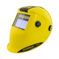 Шлем за заваряване Esab Warrior Tech 9-13 Yellow, фотосоларен