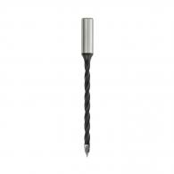 Свредло за дърво CMT 5x115/70мм-дясно, RH, HW, Z2, цилиндрична опашка 10x30мм, ъгъл 60°