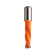 Свредло за дърво CMT 5x55.5/30мм-дясно, RH, HW, Z2, V2, цилиндрична опашка 8x20мм
