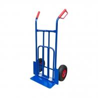 Транспортна количка с платформа LIMEX ТК 250кг, 400/175х535мм, колела 260мм, стомана