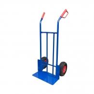 Транспортна количка за варел LIMEX ТК 250кг, 450х230мм, колела 260мм, стомана