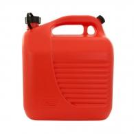 Туба за бензин TAYG 5л, пластмасова, червена