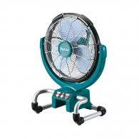 Вентилатор акумулаторен MAKITA DCF300Z, 230V, 14.4-18V, 1.5-6.0Ah, Li-Ion, 220м/мин