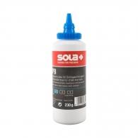 Боя постна SOLA CPB 230гр, синя, за вътрешно и външно маркиране