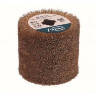 Четка стоманена VIRUTEX ф110х100х19мм, за състаряване на дърво и премахване на ръджа или боя от м.