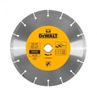 Диск диамантен DEWALT DT3731 230x2.4x22.23мм, за бетон, тухла и естествен камък, сухо рязане