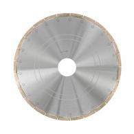 Диск диамантен DIMO Music Slot 400x3.0x60/25.4мм-безшумен, за рязане на неабразивен гранит, мокро рязане