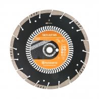 Диск диамантен HUSQVARNA TACTI-CUT S85 300x4.0x25.4/20мм, за асфалт, сухо и мокро рязане