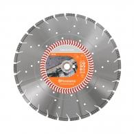 Диск диамантен HUSQVARNA VARI-CUT S45 450x3.9x25.4мм, за армиран бетон и строителни материали, сухо и мокро рязане