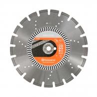 Диск диамантен HUSQVARNA VARI-CUT S85 350x3.4x25.4/20мм, за асфалт, мокро рязане