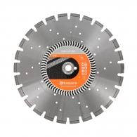 Диск диамантен HUSQVARNA VARI-CUT S85 450x3.9x25.4мм, за асфалт, сухо и мокро рязане